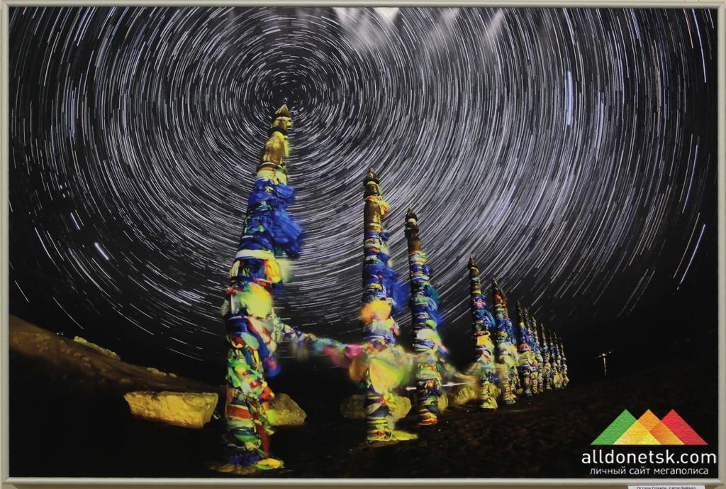 Артем Поваров. Остров Ольхон, озеро Байкал, Россия