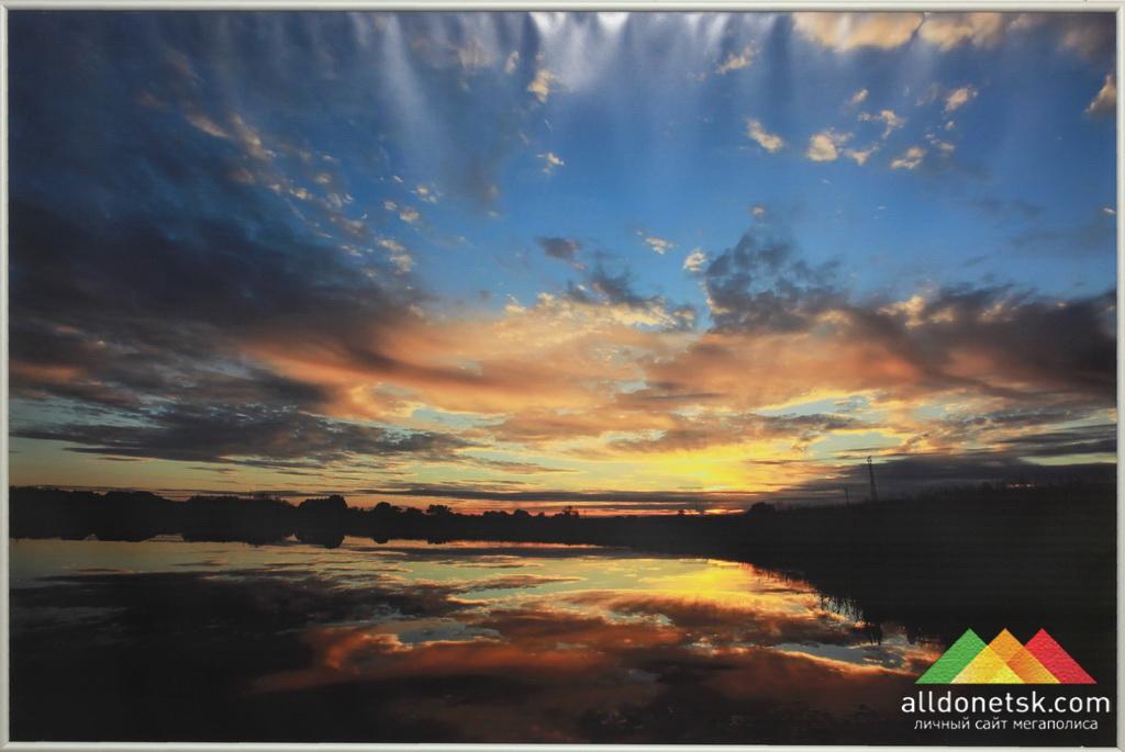 Артем Поваров. Река Сычевка, Курганская область, Россия