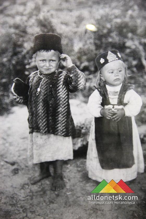 Симферопольская губерния. Татары. М.И. Дубровский. 1907. РЭМ 2022-27
