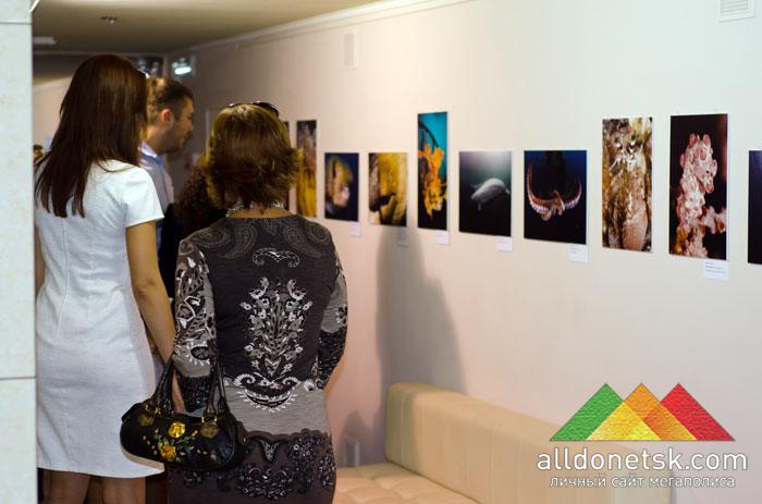 Каждая фотография - целый мир, в который погрузились гости выставочного центра