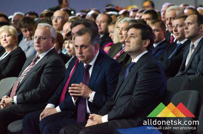 Анатолий Близнюк, Борис Колесников и Андрей Шишацкий