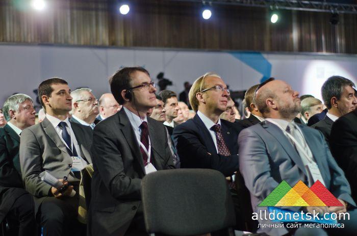 Президент Донецкой торгово-промышленной палаты Геннадий Чижиков
