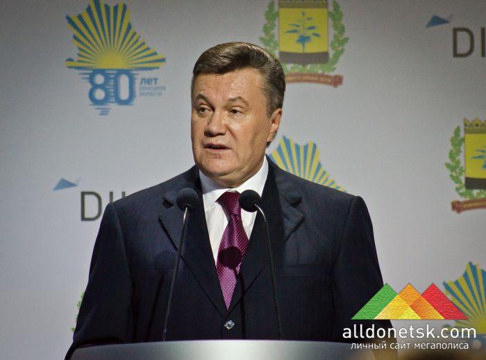 Президент Украины Виктор Янукович рассказал о перспективных направлениях для инвестирования