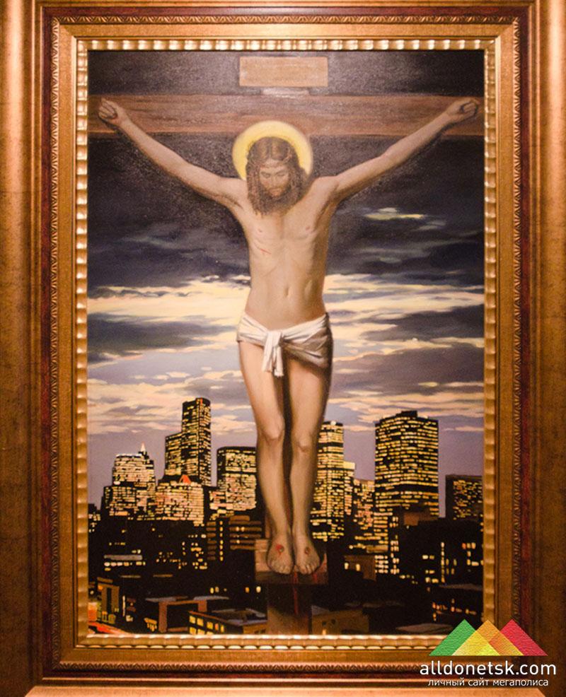 Распятие Христа
