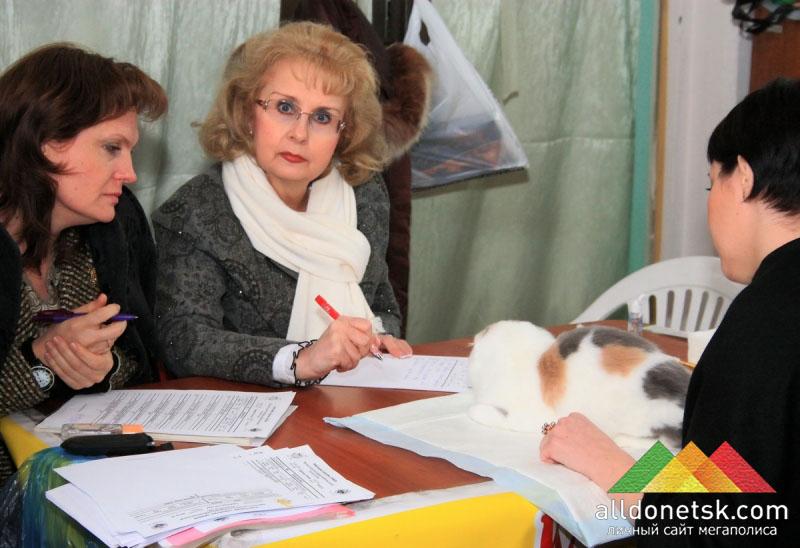 Эксперы выставки: Тарасенко Татьяна Евлампиевна (Беларусь) и  Дьячук Татьяна Анатольевна (Украина)