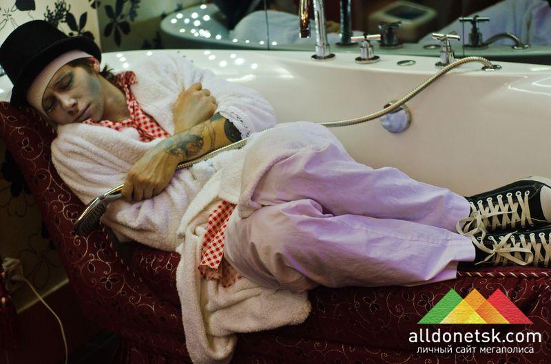 преждевременно уснула в ванной
