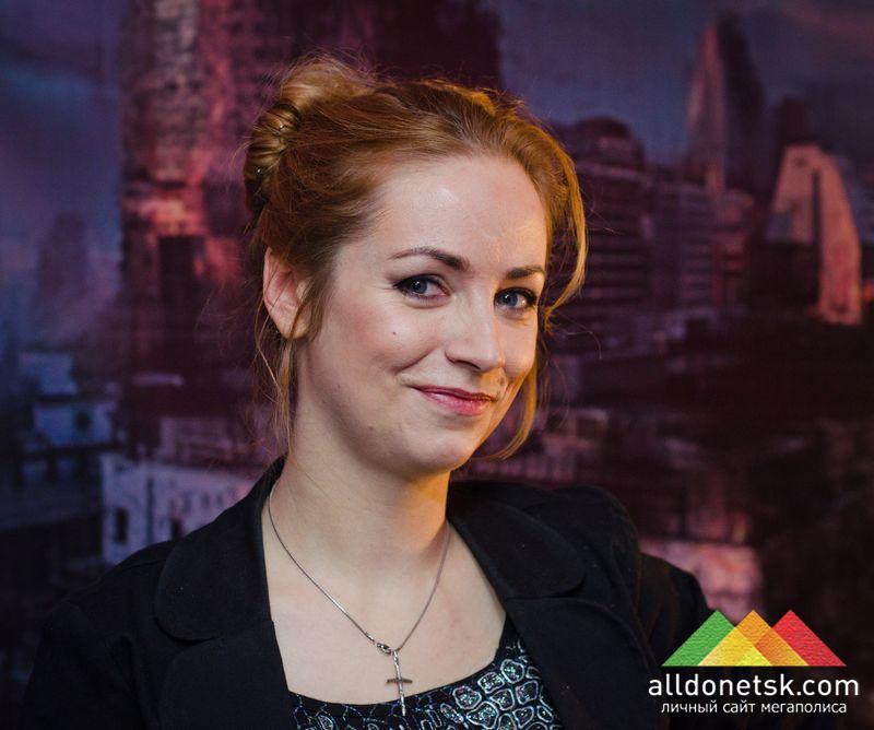 Анна Хорошавцева - молодая, но уже потрясающе талантливая художница и модельер