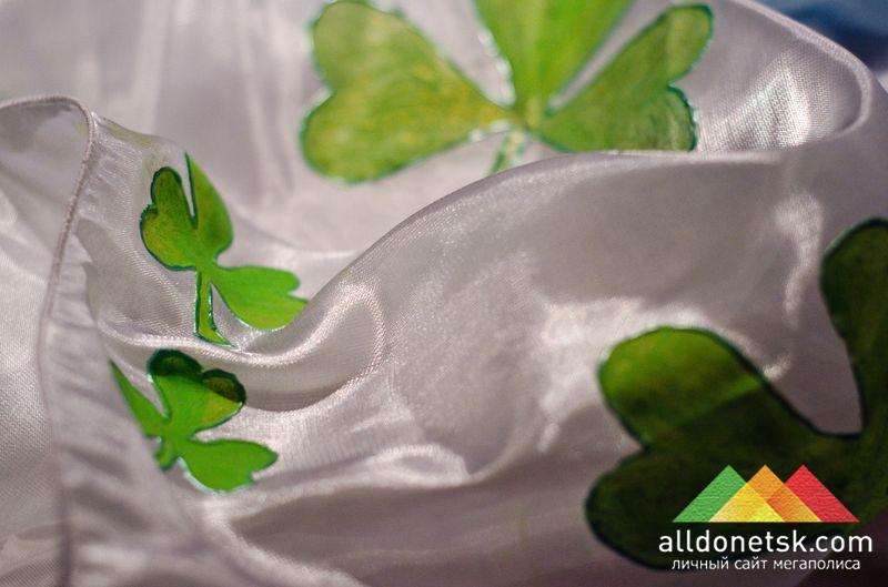 Ирландия радует свежестью зеленых листочков клевера