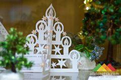 Новогодняя фантазия и Вифлеемская звезда Краеведческого музея