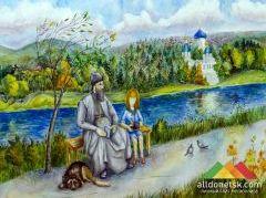Православна моя Україна: VIII выставка лучших работ юных художников