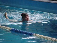 Соревнования по плаванию среди школ-интернатов