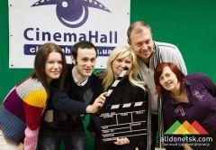 CinemaHall открывает в Донецке школу актерского мастерства