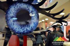Cенсационная выставка работ современных художников Одессы в АртДонбассе