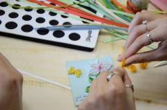 В Донецке прошла пиар-акция творческой мастерской