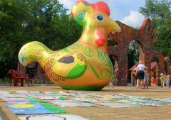 «Звездные малыши — Весна 2013″ и Диво-птах в Донецке