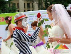 V Парад Невест в Донецке