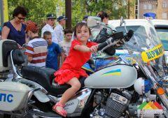 1 июня прошла благотворительная акция «Милиция для детей»