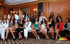 Пресс-конференция конкурса «Мисс Донбасс OPEN 2013» в отеле «Donbass Palace»