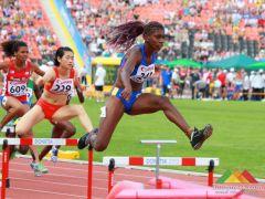 В Донецке стартовал Чемпионат мира по легкой атлетике среди юниоров