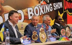 Пресс-конференция Pro Boxing Show 14