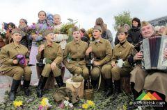 В Донецке отметили 70-ю годовщину освобождения Донбасса от немецко-фашистских захватчиков