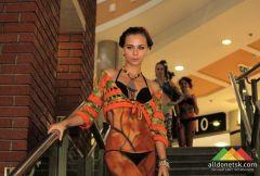 В Донецке прошел прошел фестиваль Body Art