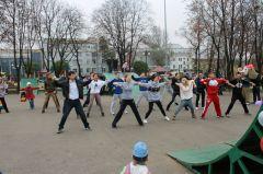 В Донецке состоялся фестиваль здорового образа жизни «Здорово!»