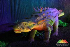 «Шоу динозавров» в Донецке