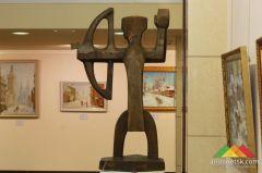 Выставка работ Федора Крушельницкого