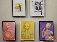 VI международнаяй благотворительная выставка современного искусства ART ACTION 2014