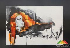 Выставка картин художницы Анэты Печеневской под названием «Подаруй світло»