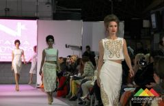 III Donetsk Fashion Days. Наталья Воронина (Донецк)