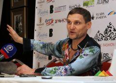 III Donetsk Fashion Days. Олег Скрипка (Киев)