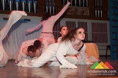 В Донецкой филармонии состоялась постановка  спектакля «SMS. Save My Soul»