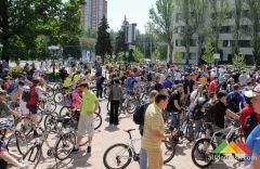 Велодень в Донецке