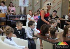 Первый открытый фестиваль парикмахерского, маникюрного искусства, декоративной косметики
