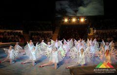 Эстрадно–цирковое представление