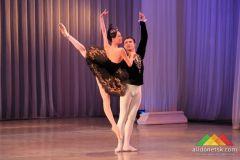 ХХІ Международный фестиваль «Звезды мирового балета» в Донецке