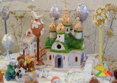 Выставка декоративно-прикладного искусства «Радость Рождества Христова»