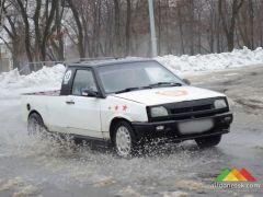 «Зимний кубок ДНР по автослалому»