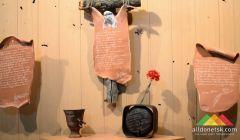 Выставка поэзии в керамике «Хроники Города До»