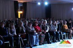Открытие показа коллекции одежды дизайнера Светланы Топаловой