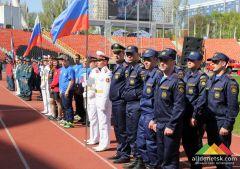 Первый Открытый чемпионат Донецкой Народной Республики по пожарному кроссфиту (часть 2)