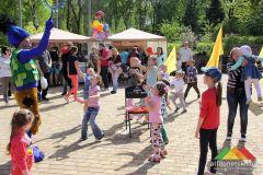 1 мая в Донецке
