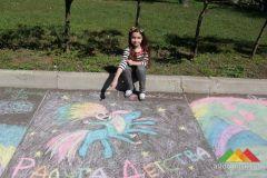 День защиты детей в Донецке (2018 г.)