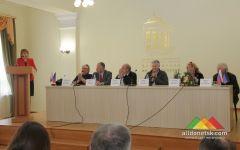 Творческая встреча с представителями Союза писателей и актёрами из РФ