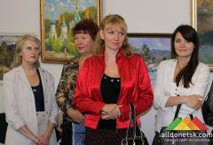 Выставка картин, приуроченная к ЕВРО-2012