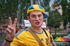 Украина-Франция: Интернационал под украинскими прапорами