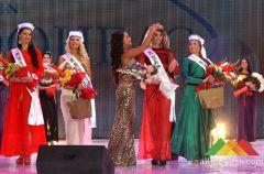 В Донецке короновали новую Мисс Донбасс. Вторая часть