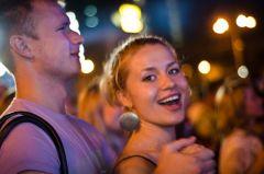 Концерт в честь 80-летия Донецкой области